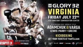 Full Report & Photos – GLORY 32 Virginia: Varga Reclaims FW Title, Hameur-Lain Wins LHW Contender Tourney