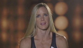 "Holly Holm on Valentina Shevchenko – ""She's No Joke"""