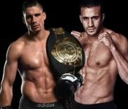Rico Verhoeven vs. Badr Hari Set For GLORY Kickboxing Event in December