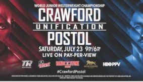 "Terence Crawford Blog Part 1 – ""I Want This To Be The Beginning of a Long Run as Boxing's Next Pound-For-Pound Star"""