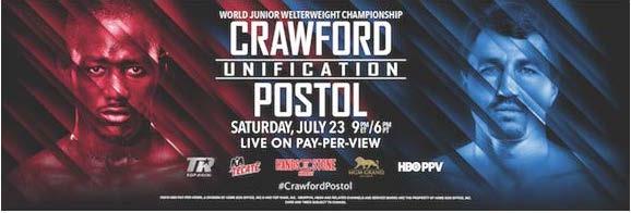 "Terence Crawford: ""There is No Pressure on Me Being Looked at as Boxing's Next Superstar"""