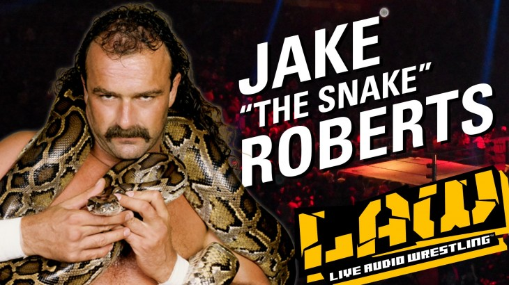 "Jake ""The Snake"" Roberts: ""I Didn't Think I Could Ever Get Sober"""