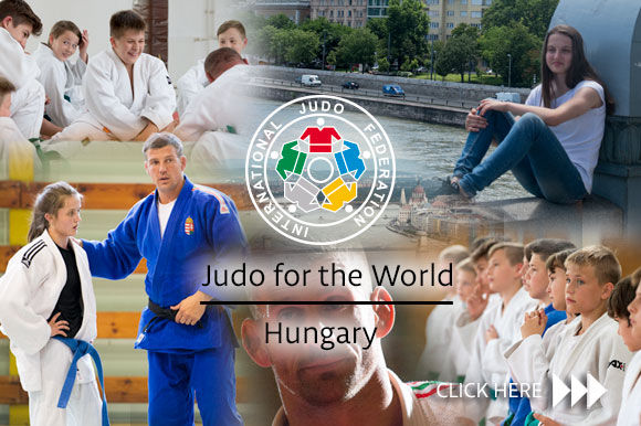 Judo For The World – Episode 7: Hungary