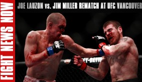 Jim Miller vs. Joe Lauzon 2 Added to UFC Fight Night Vancouver, Dustin Poirier vs. Michael Johnson at UFC Fight Night Hidalgo on Fight News Now