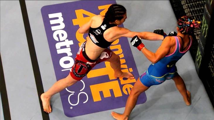 Joe Rogan Previews Joanna Jedrzejczyk vs. Claudia Gadelha for the UFC Strawweight Title