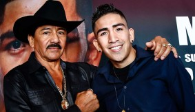 Leo Santa Cruz & His Father's Fight with Bone Cancer