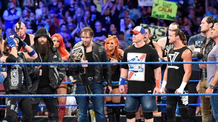 July 27 News Update: Raw and Smackdown Numbers for Week 1 of Brand Split