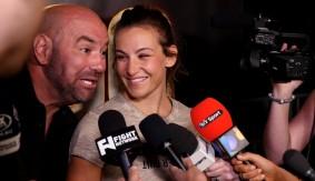Miesha Tate on Headlining UFC 200, Weigh-in Issues, Jon Jones Cancellation & More