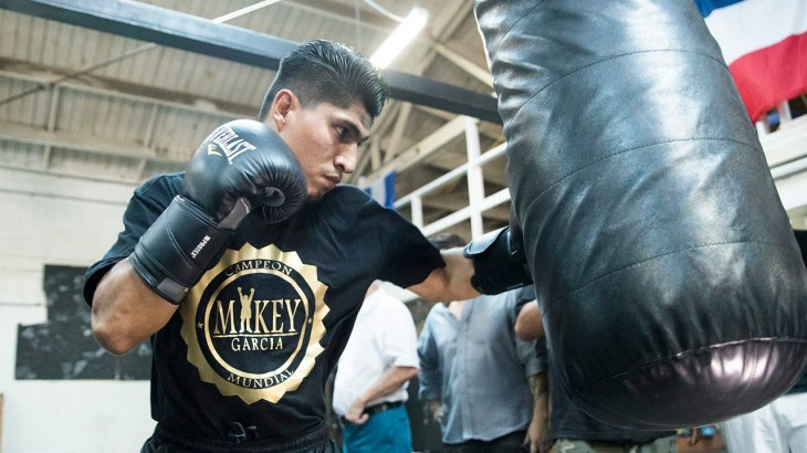 Mikey Garcia Makes His Boxing Return at Santa Cruz-Frampton on July 30 in Brooklyn