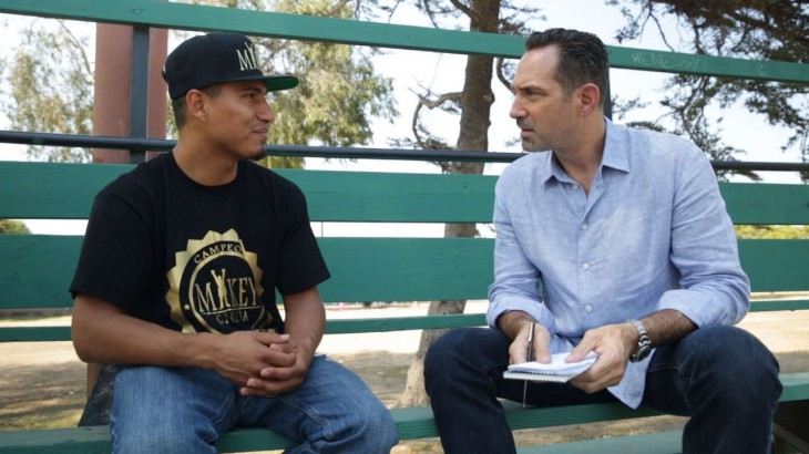 Mikey Garcia – The Reveal with Mark Kriegel on Hiatus, Contract Negotiations and More
