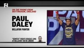Paul Daley is 'Prepared for War' vs. Douglas Lima at Bellator 158, 'Over' Rematching Josh Koscheck