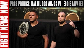 Pros Predict Rafael Dos Anjos vs. Eddie Alvarez at UFC Fight Night Las Vegas