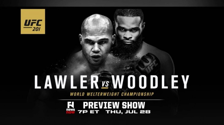 Pro's Predict – UFC 201: Robbie Lawler vs. Tyron Woodley
