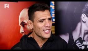 Rafael Dos Anjos UFC Vegas Media Scrum on Eddie Alvarez, Conor McGregor & Fabricio Werdum