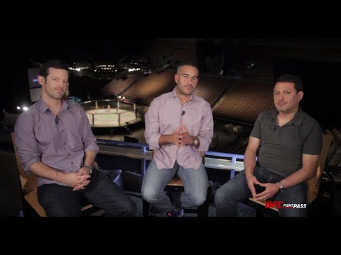 Rafael dos Anjos vs. Eddie Alvarez Preview with UFC Matchmakers Joe Silva & Sean Shelby