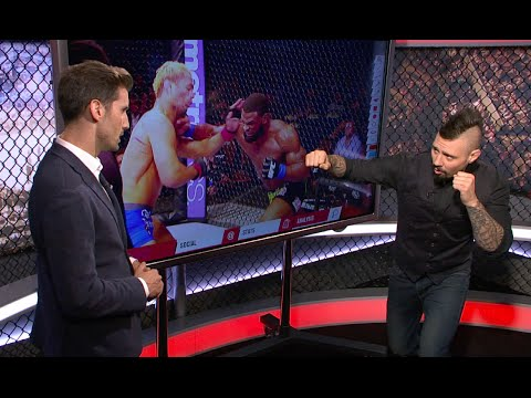Robbie Lawler vs. Tyron Woodley Preview with Dan Hardy & John Gooden – Inside the Octagon