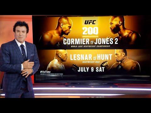 Robin's Breakdown – UFC 200: Brock Lesnar vs. Mark Hunt