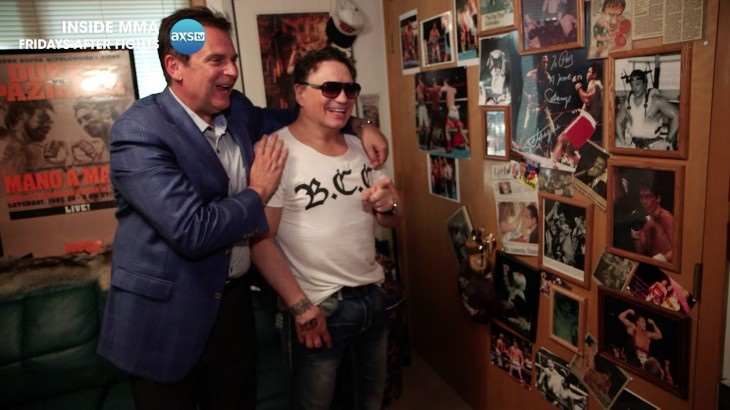"The Incredible Story of ""The Pazmanian Devil"" Vinny Paz with Kenny Rice"