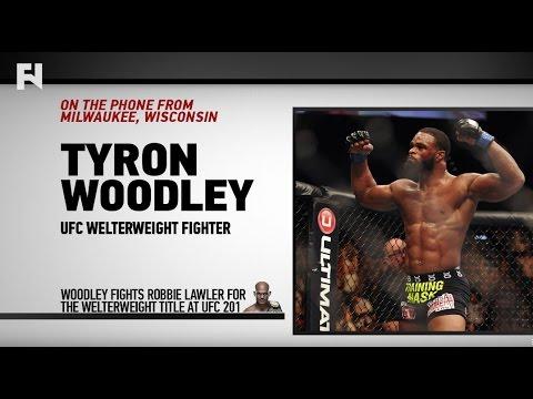 Tyron Woodley Talks Robbie Lawler at UFC 201, PED Testing & UFC 200, Acting Career with John Pollock