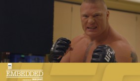 "UFC 200 Embedded: Vlog Series Episode 3 – ""We Could Spoon"""