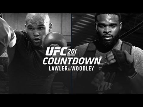 UFC 201 Countdown: Robbie Lawler vs. Tyron Woodley Preview