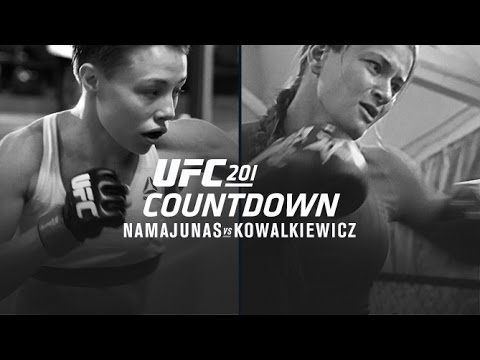 UFC 201 Countdown: Rose Namajunas vs. Karolina Kowalkiewicz Preview