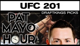 UFC 201: DraftKings Picks & Preview