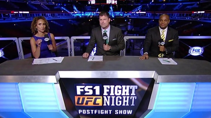 UFC 201: Robbie Lawler vs. Tyron Woodley Preview with Brian Stann and Daniel Cormier