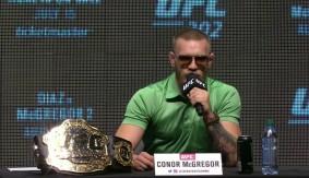 UFC 202: Diaz vs. McGregor 2 Tickets On Sale Press Conference Highlights