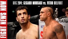 UFC 204: Gegard Mousasi vs. Vitor Belfort, Yoel Romero Returns & More on Fight News Now