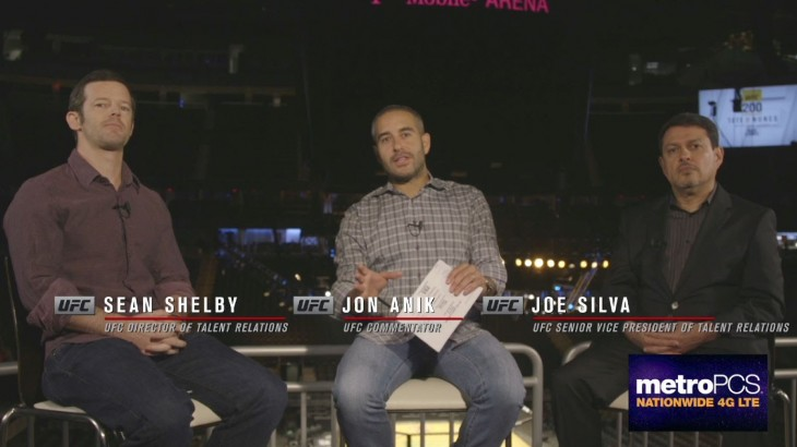 UFC Matchmakers Joe Silva & Sean Shelby Preview UFC 201: Lawler vs. Woodley