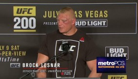 Video Highlights – UFC 200: Brock Lesnar – Post-Fight Press Conference