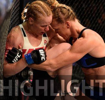 Video Highlights – UFC Fight Night Chicago: Holm vs. Shevchenko