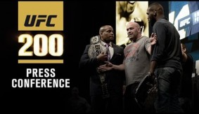 Video Replay – UFC 200 Pre-Fight Press Conference
