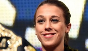 Watch LIVE at 3 p.m. ET – UFC Fight Night Chicago Q&A w/ Joanna Jedrzejczyk