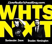 Dec. 1 Edition of whtsNXT with Braden Herrington & Bartender Dave
