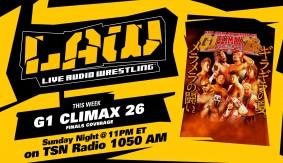 Aug. 14 Edition of The LAW – G-1 Climax Finals