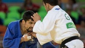 Judo Canada – Rio 2016 Olympic Games – Sergio Pessoa Eliminated by Amiran Papinashvili