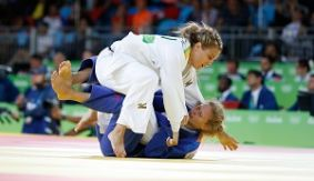 Judo Canada – One Second Alters Kelita Zupancic's Olympic Fate