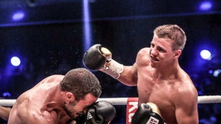 Giovanni de Carolis vs. Tyron Zeuge WBA Super MW Title Rematch Set For Nov. 5 in Potsdam