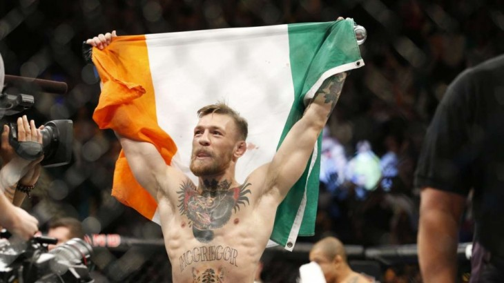 China's Art of War FC CEO Andy Pi: Conor McGregor is a Global Star