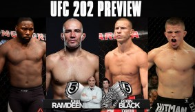UFC 202: Anthony Johnson vs. Glover Teixeira & Donald Cerrone vs. Rick Story Preview on 5 Rounds