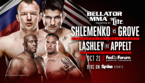 Watch LIVE Thurs. at 6 p.m. ET – Bellator 162: Official Weigh-in