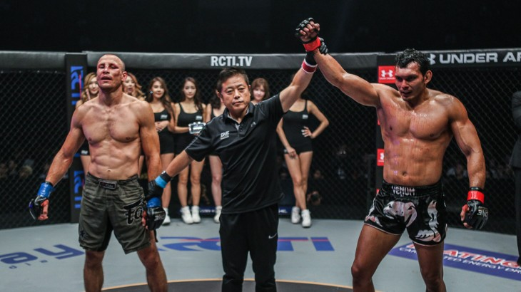 Full Report – Luis Santos Takes Decision Over Igor Svirid at ONE: Titles & Titans
