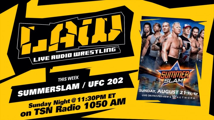 Aug. 21 Edition of The LAW – WWE SummerSlam Post Show
