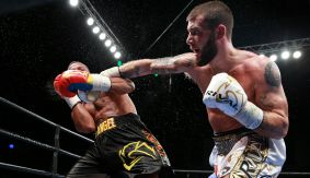 Full Report, Video Highlights & Photos – Caleb Plant Dominates Juan de Angel at PBC on FS1