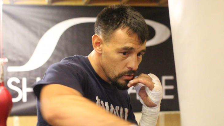 "PBC on Spike: Guerrero vs. Peralta Media Workout Quotes & Photos – ""I'm Ready for a World Title Shot Now"""