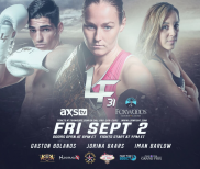 Lion Fight 31 LIVE Friday at 9 p.m. ET on Fight Network