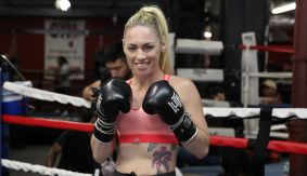 "PBC on NBC: Heather Hardy vs. Shelly Vincent Media Workout, Quotes & Photos – ""Don't Blink"""
