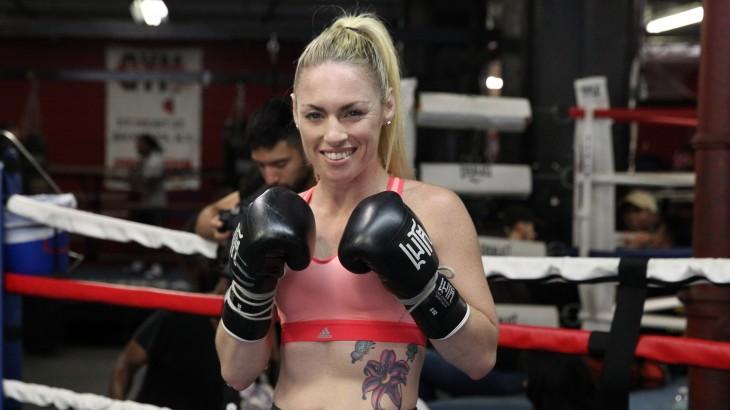 Heather Hardy Makes MMA Debut vs. Brieta Carpenter at Invicta FC 21 on Jan. 14
